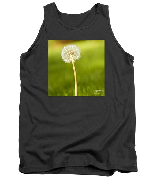 One Wish  Tank Top by Artist and Photographer Laura Wrede