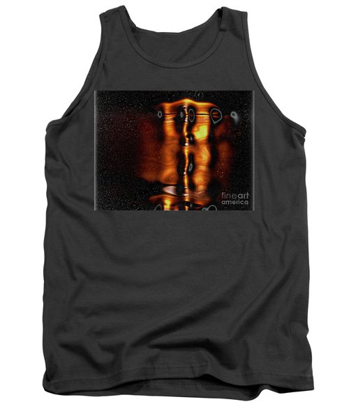 One With Shadows Tank Top