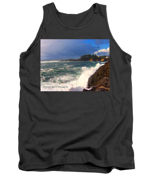 Oregon Coast 9 Tank Top