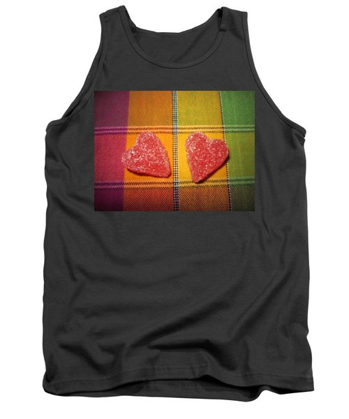 Our Hearts On The Table Tank Top