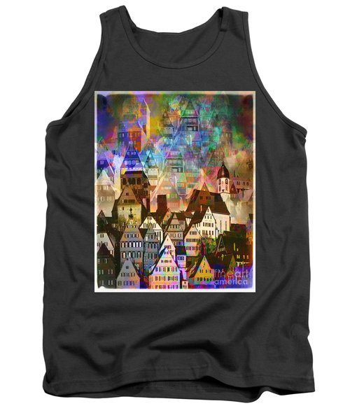 Our Old Town Tank Top
