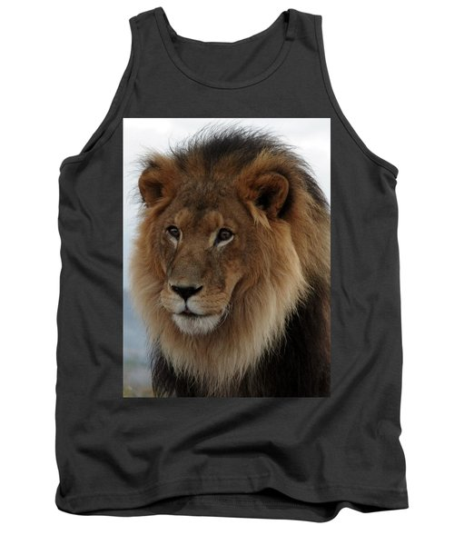 Out Ofafrica  Lion 4 Tank Top