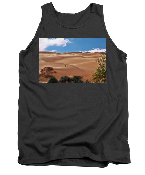 Over The Dunes Tank Top