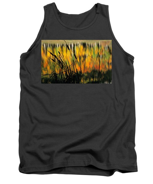 Tank Top featuring the photograph Owl Creek Pass Fall 3 by Susan Rovira