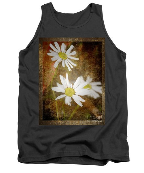 Ox Eye Dasies Tank Top