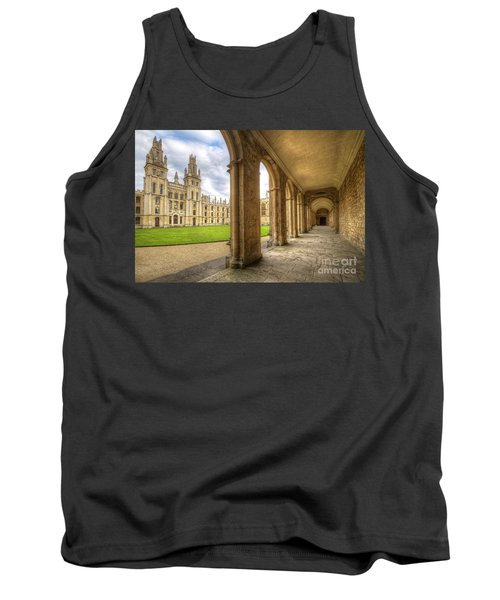 Oxford University - All Souls College 2.0 Tank Top