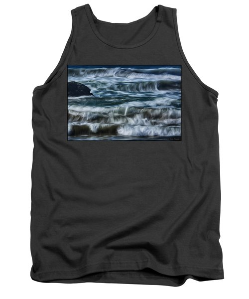 Pacific Waves Tank Top