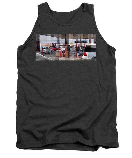 Page Gas Tank Top