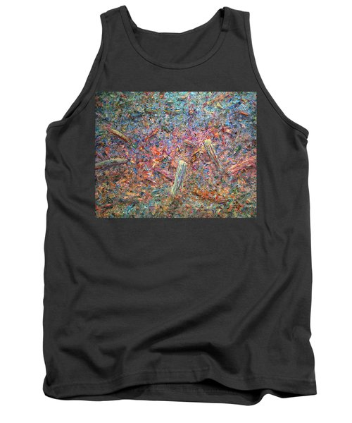 Paint Number 37 Tank Top