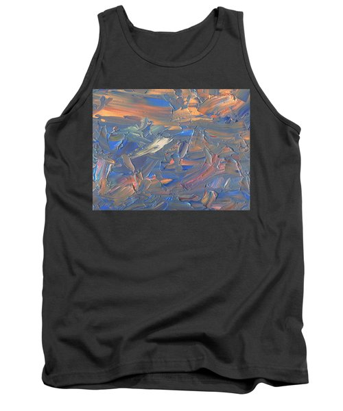 Paint Number 58c Tank Top