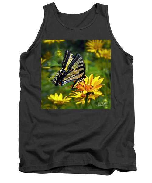 Painted Lady Tank Top