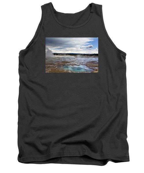 Paint Pots Tank Top by Belinda Greb