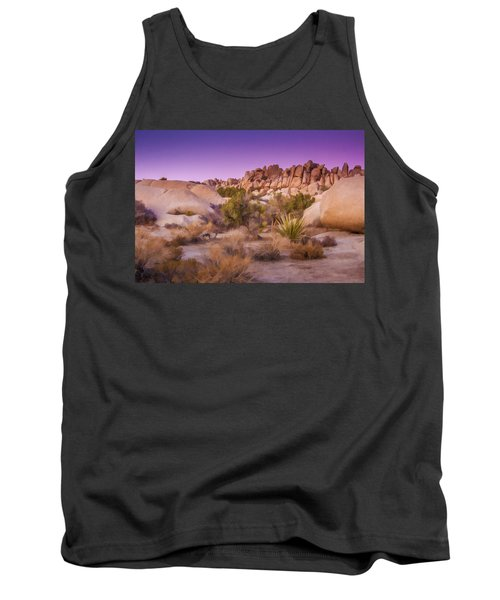 Painterly Desert Tank Top