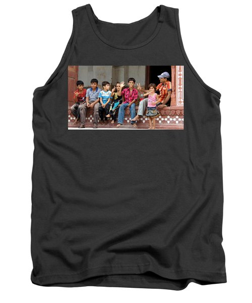 Pakistani Kids Tank Top