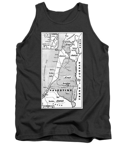 Palestine State Proposal Tank Top