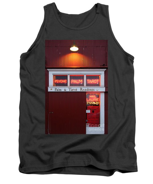 Palm And Tarot Readings On Monterey Cannery Row California 5d25166 Tank Top