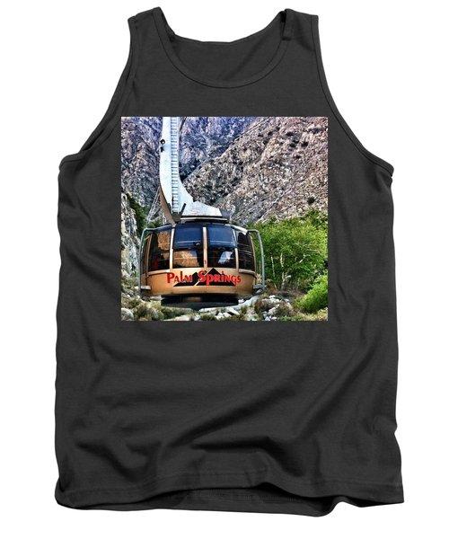 Palm Springs Tram 2 Tank Top