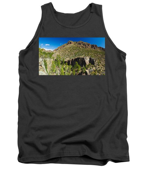Panorama Of Dome Wilderness, San Miguel Tank Top