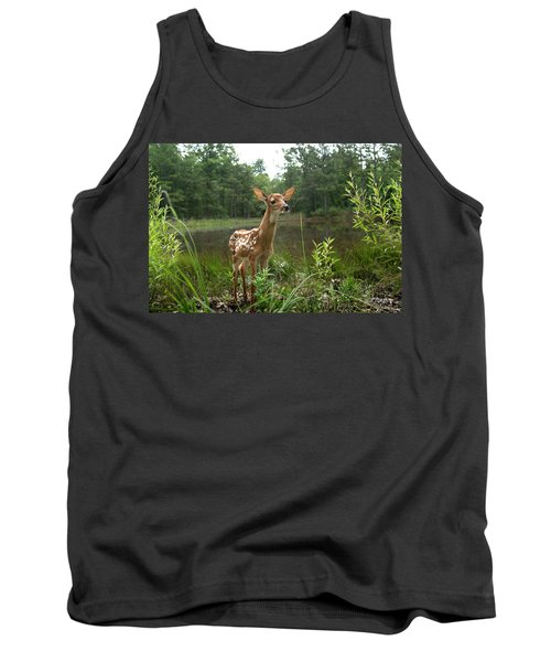 Paradise Found Tank Top by Bill Stephens