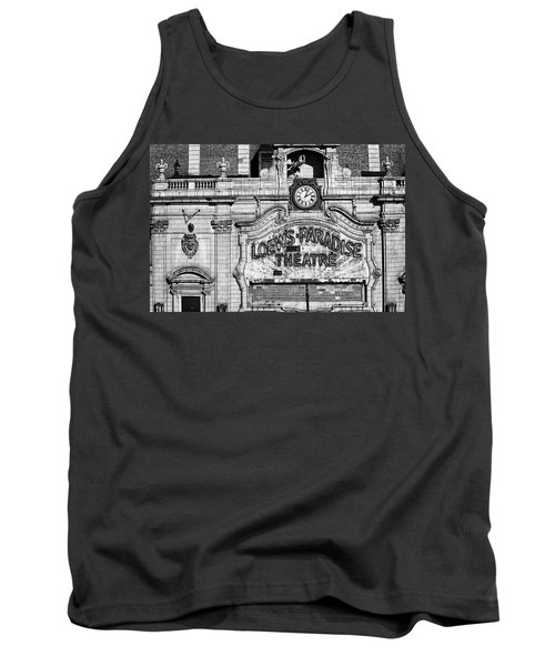 Paradise Movie Theatre Tank Top