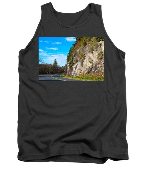 Park Road Tank Top by Melinda Fawver