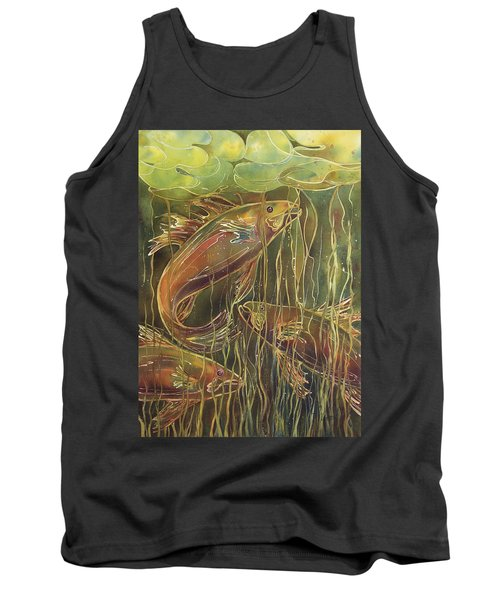 Party Under The Lily Pads II Tank Top