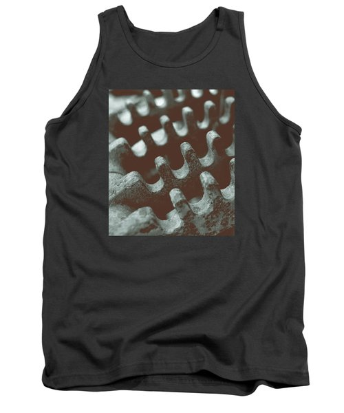 Tank Top featuring the photograph Passing Gears by Steven Milner