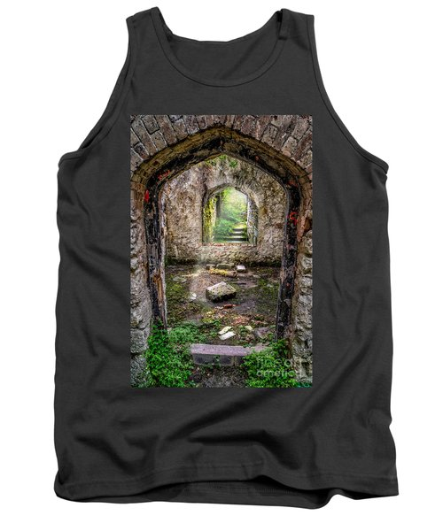 Path Less Travelled Tank Top