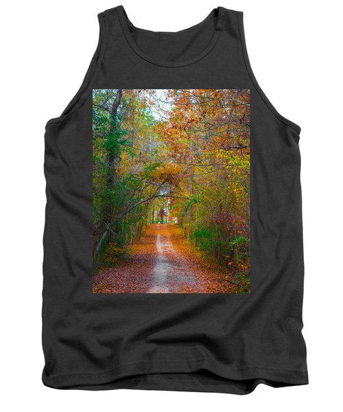 Path To The Fairies Tank Top