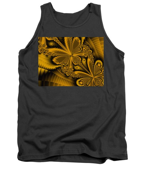 Tank Top featuring the digital art Paths Of Possibility by Elizabeth McTaggart