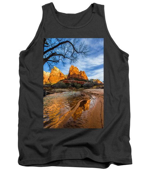 Patriarchs Of Zion Tank Top