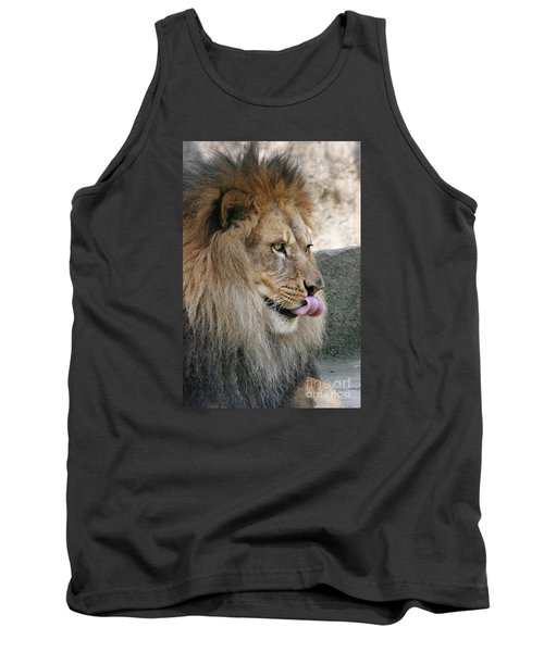 Tank Top featuring the photograph Pbbbt by Judy Whitton