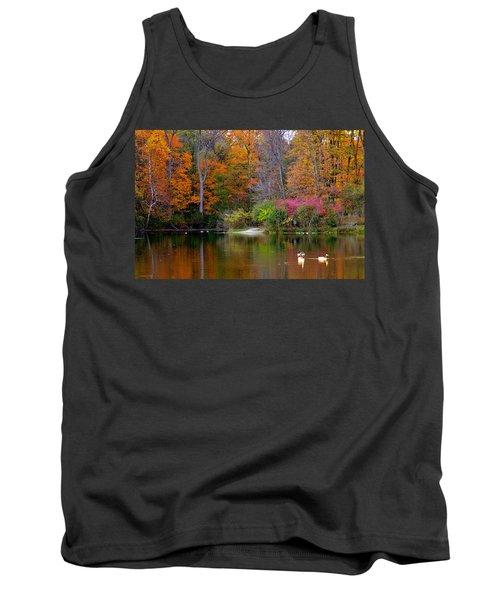 Peaceful Lake Tank Top