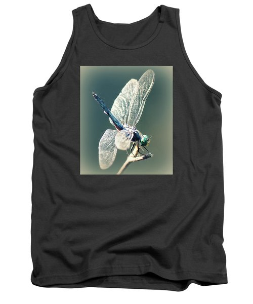 Peaceful Pause Tank Top by Melanie Lankford Photography