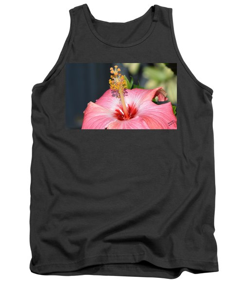 Peaceful Tingles - Signed Tank Top