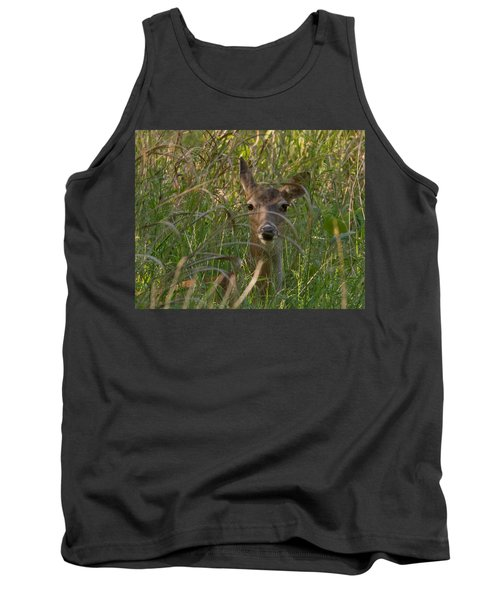 Peek-a-boo Tank Top