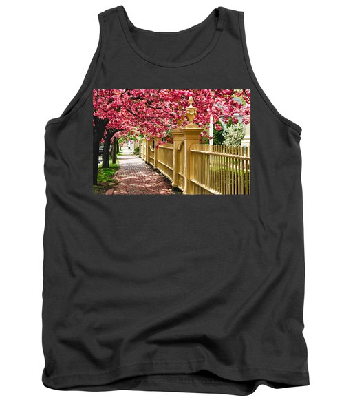 Perfect Time For A Spring Walk Tank Top