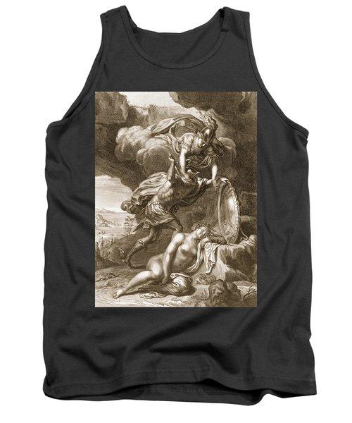 Perseus Cuts Off Medusas Head, 1731 Tank Top