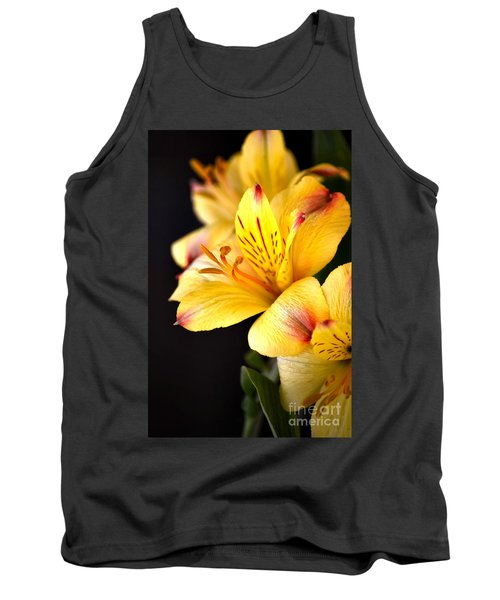 Peruvian Lily Tank Top