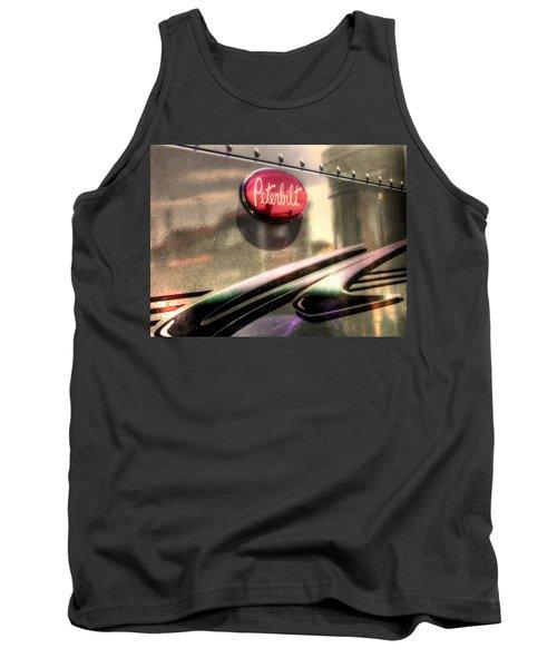 Peterbilt Tank Top