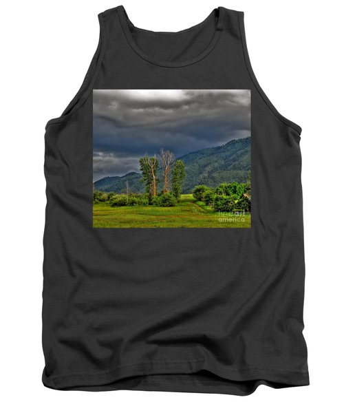 Petes Trees Tank Top