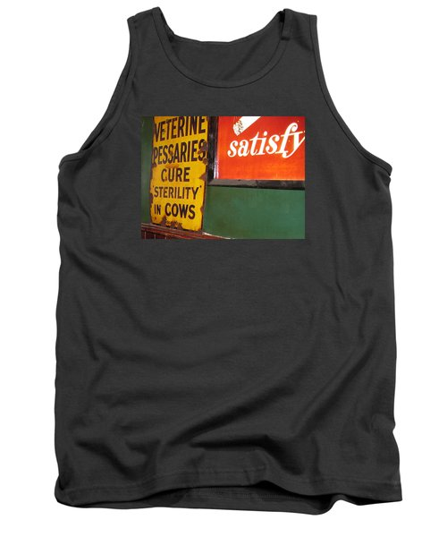 Tank Top featuring the photograph Phil Carrolls by Suzanne Oesterling