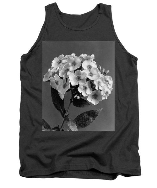 Phlox Blossoms Tank Top