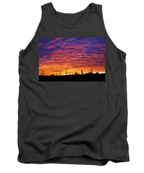 Phoenix Sunrise Tank Top