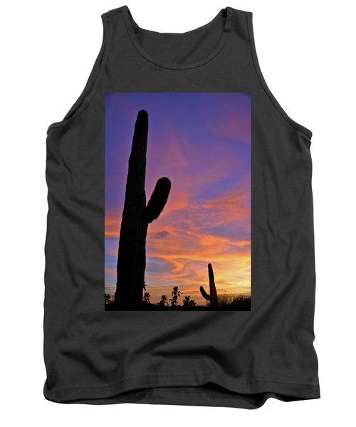 Phx July 2014 Sunsets 3 Tank Top