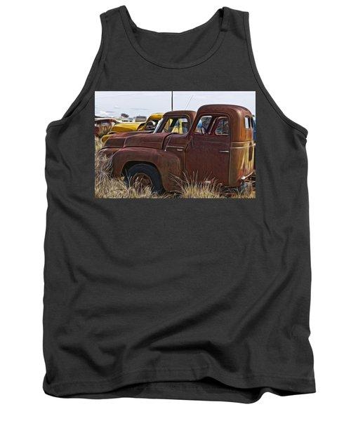 Pickup Cabs 2 Tank Top