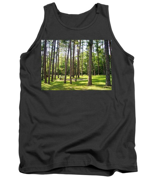 Picnic In The Pines Tank Top