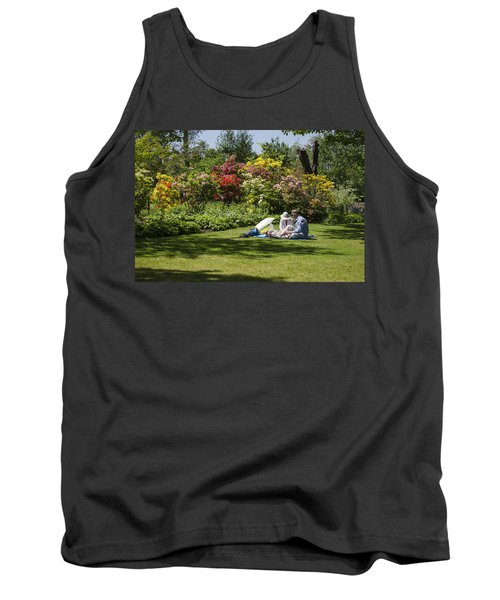 Summer Picnic Tank Top