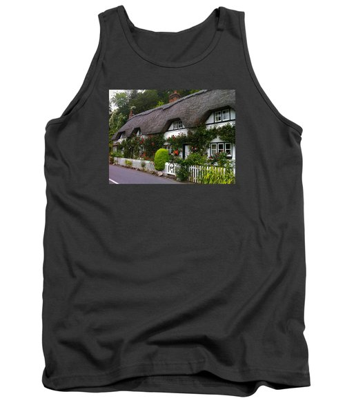 Picturesque Cottage Tank Top