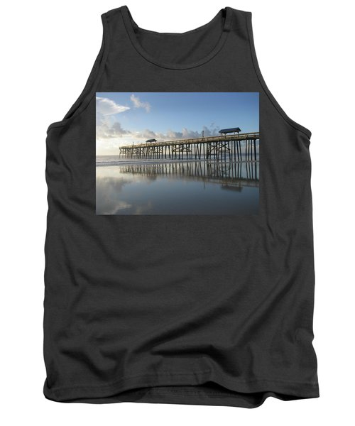 Pier Reflection Tank Top